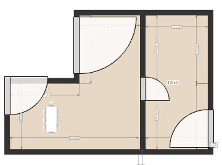 Thumbnail of the Roomle plan